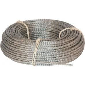 Cable en acier galvanisé 10 mm PAR METRE