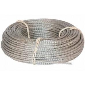 Câble en acier galvanisé 14 mm - mètre