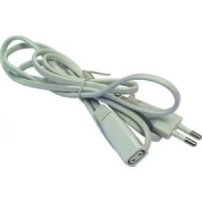 CABLE ALIMENTATION POUR REGLETTE LED 250V-2.5A-150CM