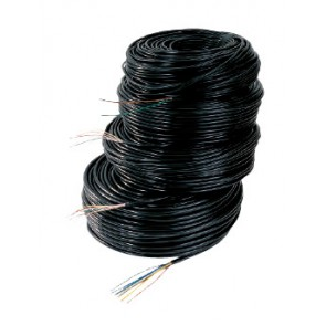 CABLE ELECT 12V 2X1.5 RLX 25M