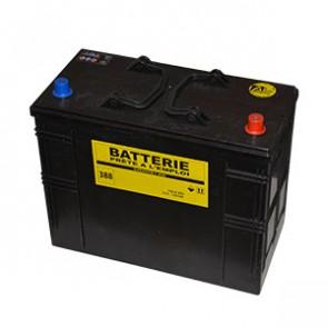 BATTERIE12V/125AH/ 760EN/BORNE+D 344 x 171 x 283