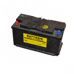 BATTERIE 12V 92AH 640EN / BORNE+G / 353 x 175 x 190