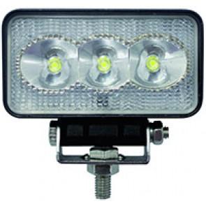 FEU 3 LEDS 9W 90°RECT. 110/55 12/24V (BO