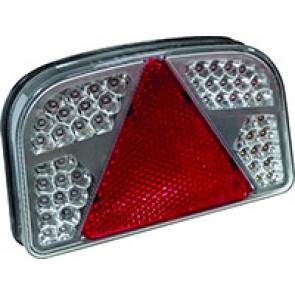 FEU LED 7 FONCTIONS G.243x148 10/30V STE