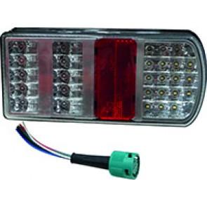 FEU LED 6 FONCTIONS D.228x106 EA152 12/2