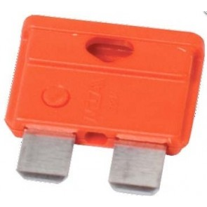 FUSIBLES ENFICHABLES 40 AMP (BOX DE 10)
