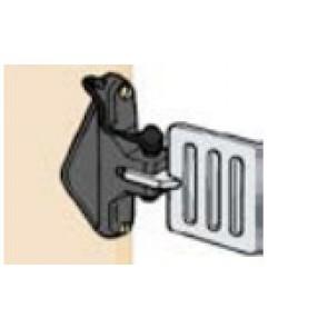 Isolateur ruban d'extrémité pour piquets bois et béton (Lot de 3)