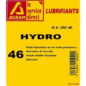 TONNELET HYDRO HV 46 - 60 L