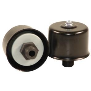 Filtre d'aération pour moissonneuse-batteuse CASE CF 80 moteurCASE 2002->  300 CH  6 CTA8.3