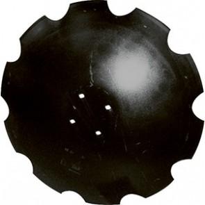 DISQUE CRENELE FOND PLAT D510X4 AD POTTINGER