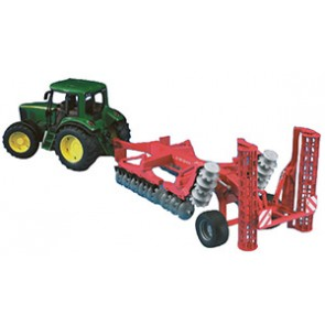 COVERCROP KUHN DISCOVER XL