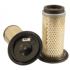 Filtre à air pour tondeuse ISEKI SG 173/HU moteur ISEKI E374G