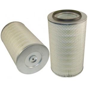 Filtre à air primaire pour chargeur DRESSER 530 A II moteur IHC 467TH