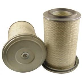 Filtre à air primaire pour moissonneuse-batteuse NEW HOLLAND 8030 moteurIVECO 8051-1