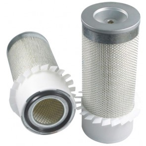 Filtre à air primaire pour tractopelle JCB 3 C moteur PERKINS 306001->314999 LH 50133/50226