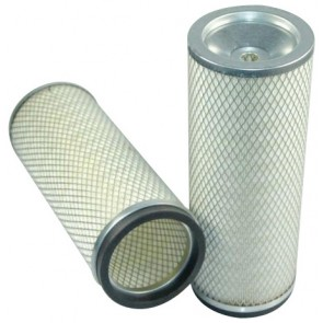 Filtre à air sécurité pour chargeur ATLAS COPCO ST 1020 moteur DETROIT