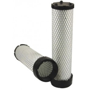Filtre à air sécurité pour tractopelle BOBCAT B 300 moteur KUBOTA 11001-> 5731 TIER II