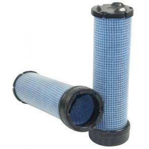 Filtre à air sécurité pour pulvérisateur SPRA-COUPE 3450 moteur PERKINS 2003-> 110 CH 1004.4
