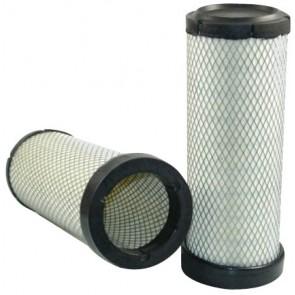 Filtre à air primaire pour moissonneuse-batteuse CASE 8120 AFS moteurCNH 2012   TIER IV F3AO684KE