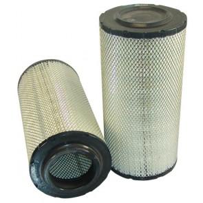 Filtre à air pour télescopique THALER 4061 TA moteur PERKINS 2010->