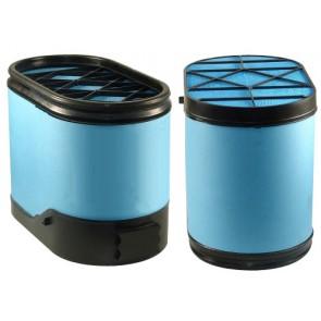 Filtre à air primaire pour chargeur CASE-POCLAIN 1021 F moteur CNH 2013-> TIER IV I F2CFE614B
