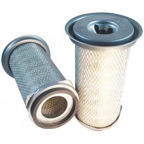 Filtre à air primaire pour tractopelle VENIERI VF 8.23 moteur