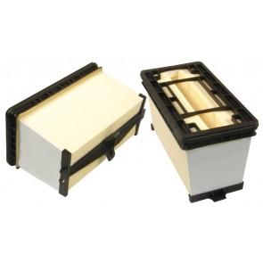 Filtre à air primaire pour chargeur DOOSAN DAEWOO DL 450-3 moteur SCANIA 2012
