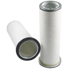 Filtre à air sécurité pour tondeuse FERRARI AGRI COBRAM 50 moteur LOMBARDINI