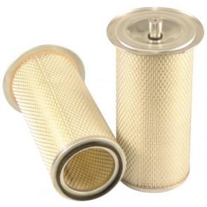 Filtre à air primaire pour télescopique SAMBRON AM 252 moteur PERKINS