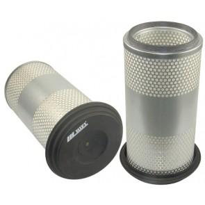 Filtre à air primaire pour tractopelle HUDDIG 960 moteur SISU 2005-> 411 DS