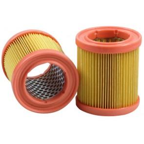 Filtre à air pour chargeur ATLAS AR 100 B moteur