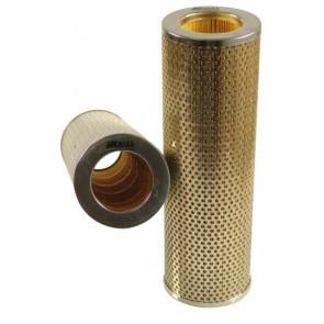 Filtre hydraulique pour arracheuse de betterave HERRIAU 43020 moteur IVECO
