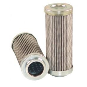 Filtre hydraulique pour télescopique SAMBRON T 2556 moteur PERKINS 1004.4