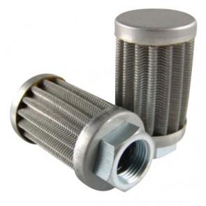 Filtre hydraulique pour tractopelle KUBOTA R 420 B moteur KUBOTA D 1503 TURBO