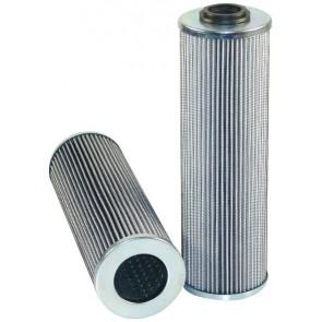 Filtre hydraulique pour chargeur ZETTELMEYER ZL 802 I moteur DEUTZ 2002-> BF 4 M 1012 E