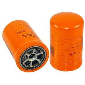 Filtre hydraulique de transmission pour tractopelle KOMATSU WB 93 R-2 moteur KOMATSU 2004-> 4 D 106.1