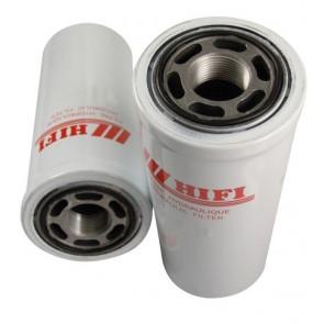 Filtre hydraulique pour télescopique CATERPILLAR TH 63 moteur PERKINS