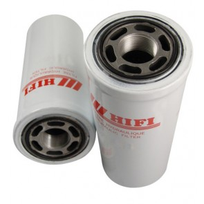 Filtre hydraulique pour tractopelle NEW HOLLAND B 115 B moteur CNH 2008