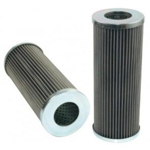 Filtre hydraulique pour pulvérisateur BERTHOUD RAPTOR 3240 moteur DEUTZ 2012-> TCD