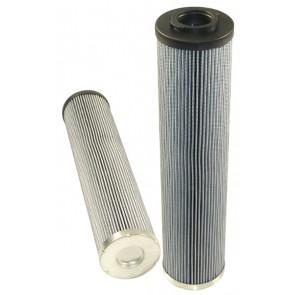 Filtre hydraulique pour télescopique BOBCAT TL 360 moteur PERKINS 2011-> 1104D-44TA