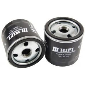 Filtre à gasoil pour tractopelle BOBCAT B 300 moteur KUBOTA 11001-> 5731 TIER II