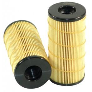 Filtre à gasoil pour télescopique HAULOTTE HTL 3510 moteur PERKINS 2011-> 1104