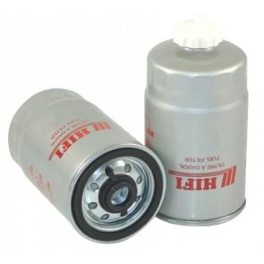 Filtre à gasoil pour tractopelle JCB 2 CX moteur PERKINS 2002-> U 2818705
