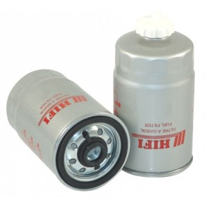 Filtre à gasoil pour tractopelle NEW HOLLAND NH 75 moteur GENESIS 10.95-> 4,4 AN
