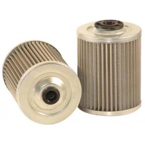 Filtre à gasoil pour télescopique DIECI 40.17 PEGASUS moteur DEUTZ BF 4 M 2012 C