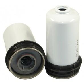 Filtre à gasoil pour tractopelle JCB 3 CX 14 M 4WE moteur JCB 2014 444TA4I68B1