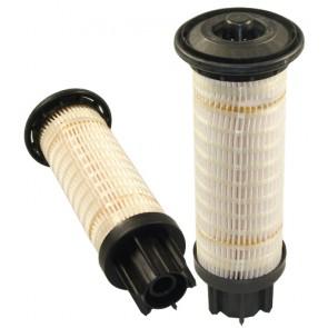Filtre à gasoil pour tractopelle CATERPILLAR 432 F moteur CATERPILLAR 2014->