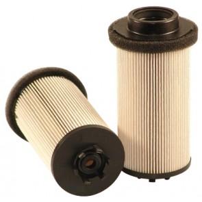 Filtre à gasoil ensileuse CLAAS JAGUAR 900 moteur MERCEDES 11.00-> 605 CH OM 502 LA