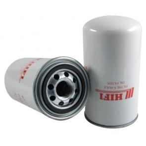 Filtre à huile pour télescopique KOMATSU WH 716-1 moteur KOMATSU 395F70004->