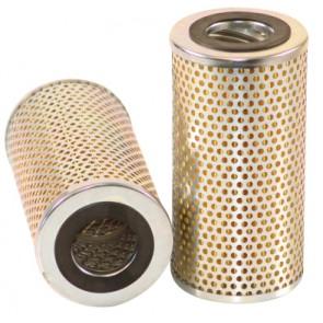 Filtre à huile pour moissonneuse-batteuse MASSEY FERGUSON 186 moteurPERKINS